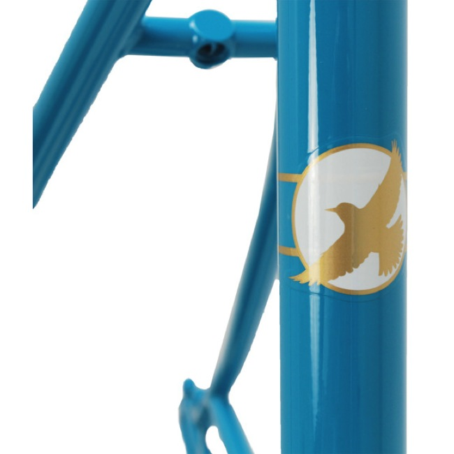 New albion Starling seat tube